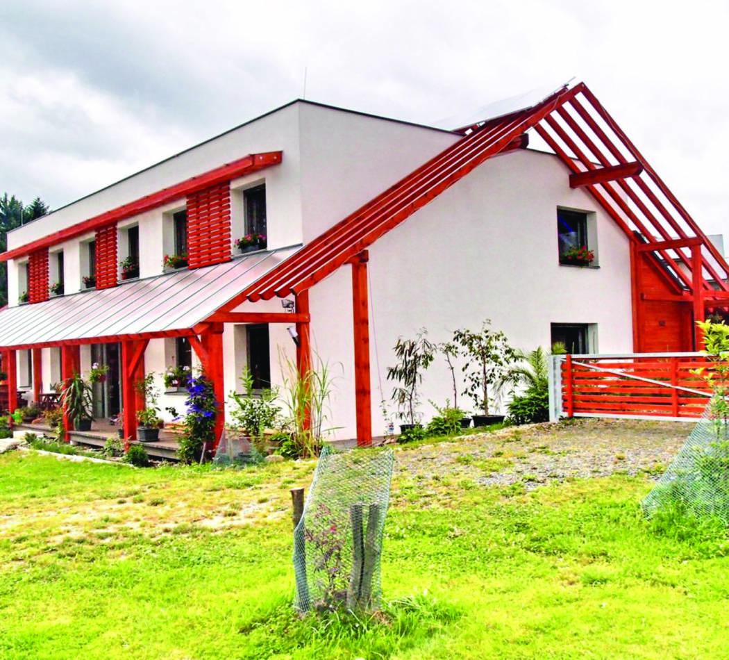 Pasivní dům Vrchlabí