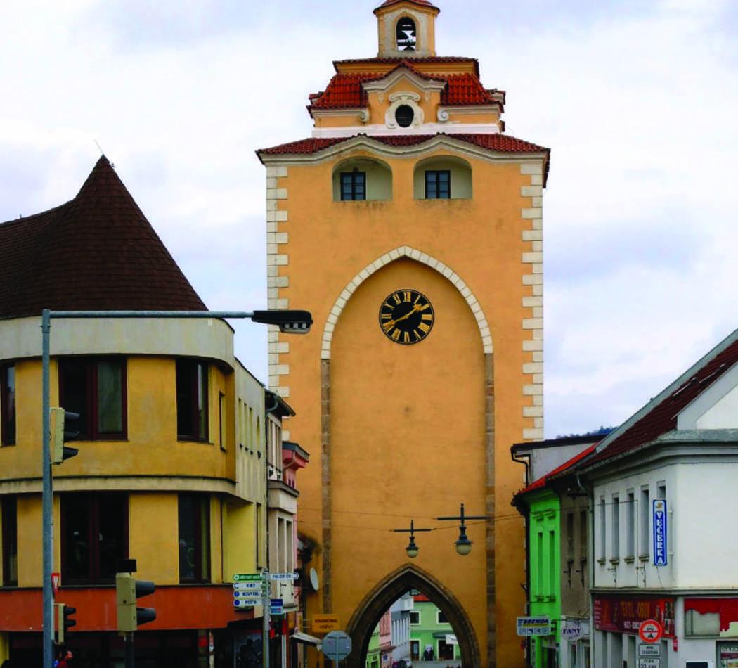 Beroun Plzeňská brána