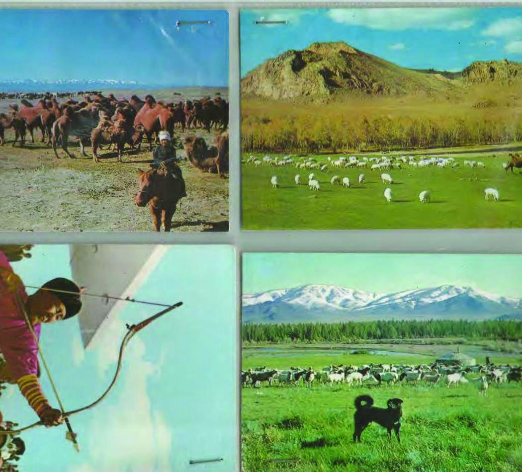 Moje pohlednice